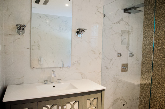 Nyc Bathroom Renovation W Atlas Concorde S Marvel