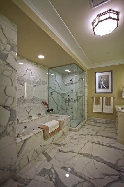 NYC Portfolio contemporary bathroom