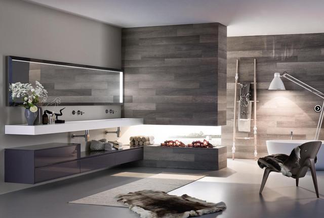 nyu collection by idea group contemporain salle de bain vancouver par ambient bathrooms. Black Bedroom Furniture Sets. Home Design Ideas
