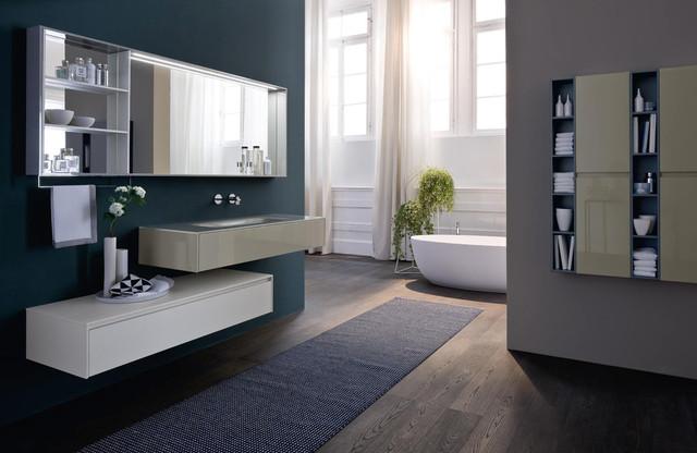 Nyu Collection By Idea Group Contemporary Bathroom
