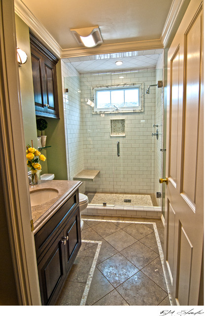 OConnor Kitchen traditional bathroom