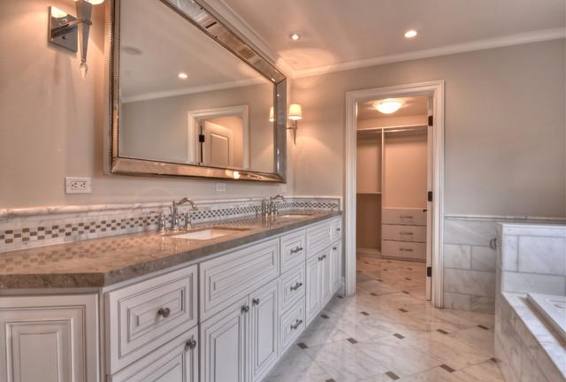 O 39 Neil Daydream Vanity Terra Industries Traditional Bathroom San