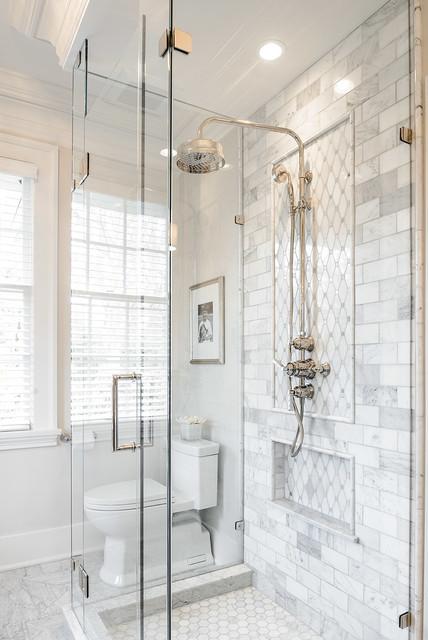 Oak Bay Bathroom traditional-bathroom
