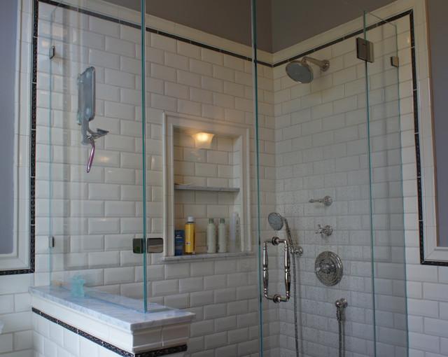 Oak St  (Lower Haight) traditional-bathroom