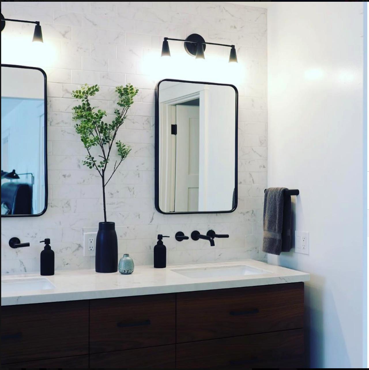 Oakland Modern Bath remodel
