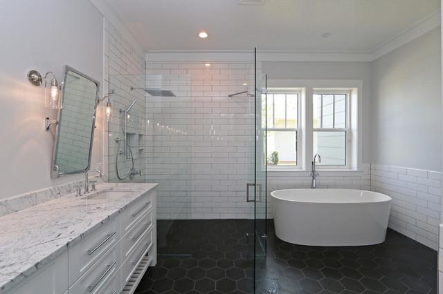 Oakland Park Lot 57 Winter Garden Fl Modern Bathroom