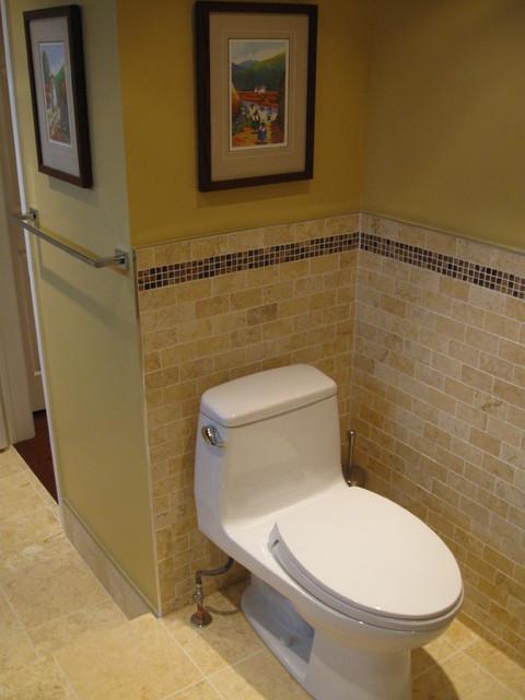 Oaklands traditional-bathroom