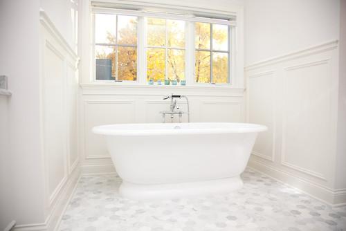 New 30 Ideas For Hexagon Ceramic Bathroom Tile