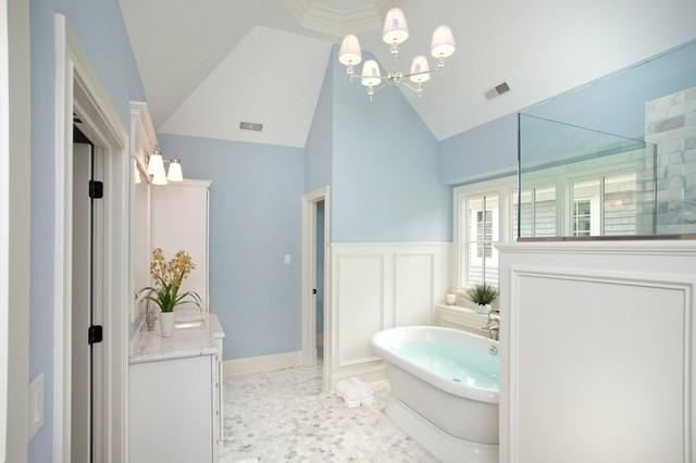 Oakley Home Builders traditional-bathroom
