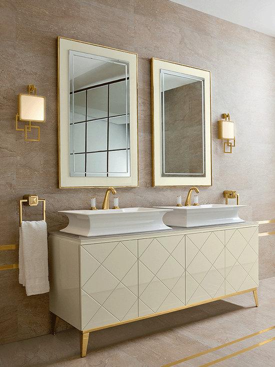 Modern Art Deco Bathrooms Home Design Photos Decor Ideas