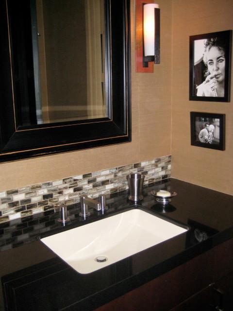 Oasis Palm Desert American Southwest Bathroom Las Vegas By Maria Iacobucci Design