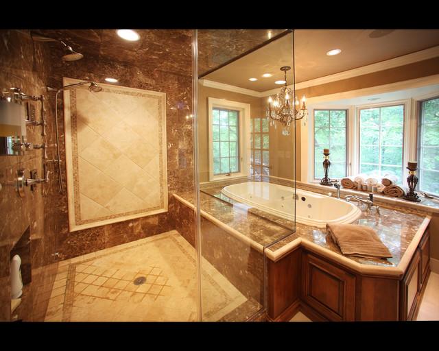 Oconomowoc whole house remodel traditional bathroom for Whole bathroom remodel