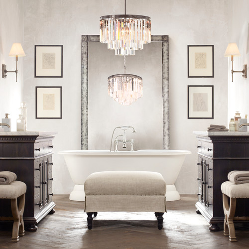 Bathroom Chandeliers Crystal 10 Chandeliers That Will Change Your Mind  About Lighting (photos