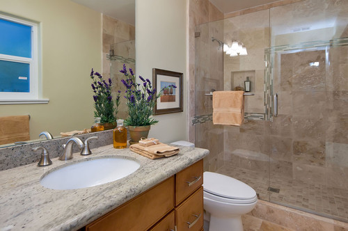 Is This A Standard 5 X 8 Bathroom If Not What Are The Dimensions Please Especially In Shower Area