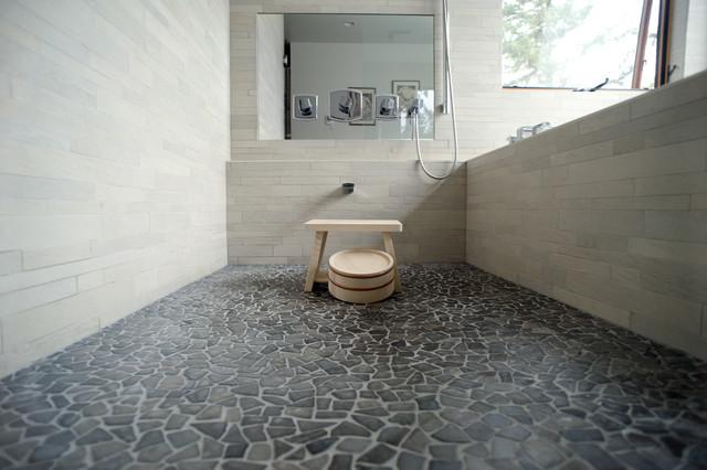 Ofuro traditional japanese bath for Japanese bath design