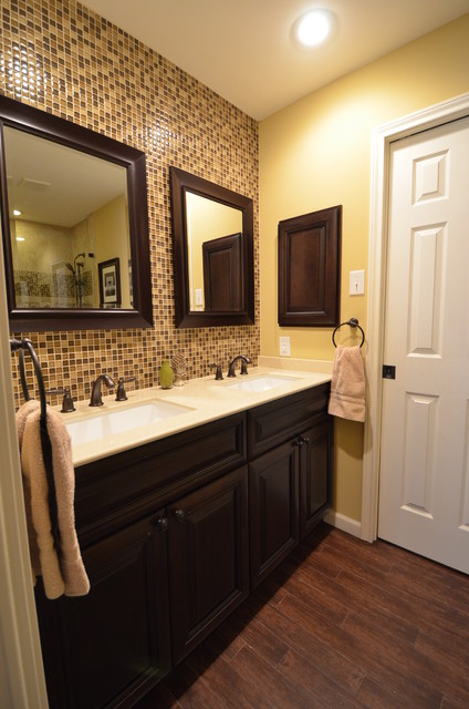Oge 39 jack n jill bath remodel contemporary bathroom - Jack n jill bath ...