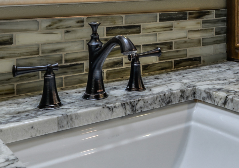 Oil Rubbed Bronze Faucet - Traditional - Bathroom ...