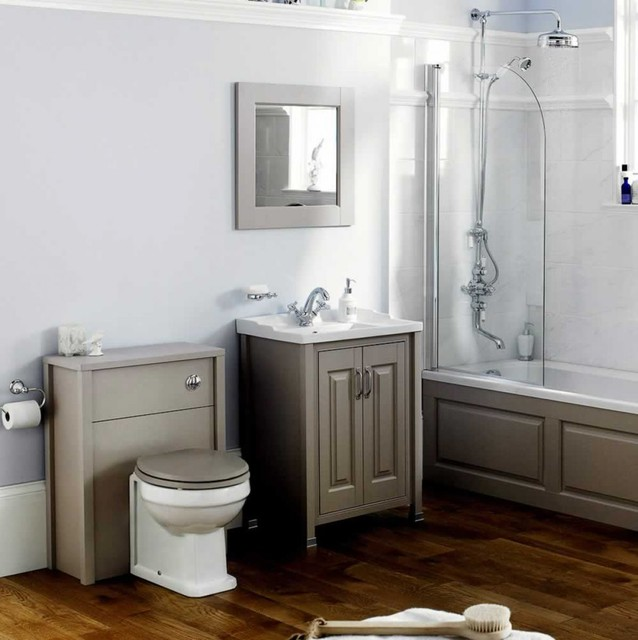 Old london traditional bathroom - Change your old bathroom to traditional bathrooms ...