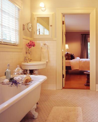Old Portland Remodel Traditional Bathroom Portland