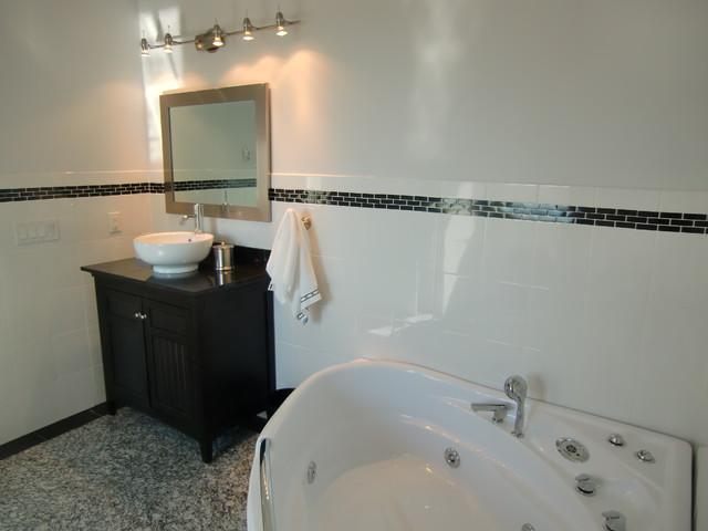Old Tappan Rd traditional-bathroom