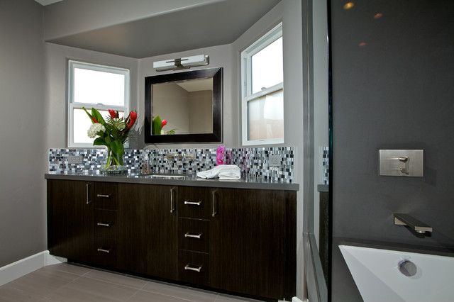 Old to New contemporary-bathroom