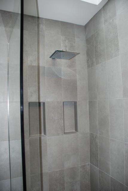 Old Town Alexandria Master Bath Contemporary Bathroom Dc Metro By Brian J Mcgarry Interiors