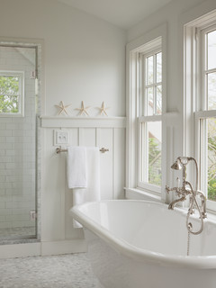 Old westmoor farm rd traditional bathroom other by sophie metz design - Change your old bathroom to traditional bathrooms ...