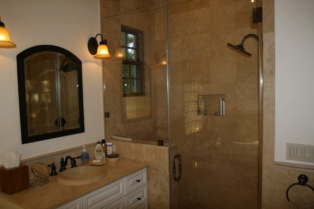 Old world living traditional bathroom other metro by schlitt builders - Change your old bathroom to traditional bathrooms ...