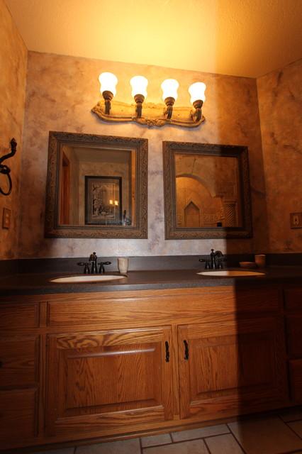 Old World Main Bathroom, Medina #1 bathroom