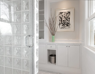 Old world new style traditional bathroom burlington by peregrine design build - Change your old bathroom to traditional bathrooms ...