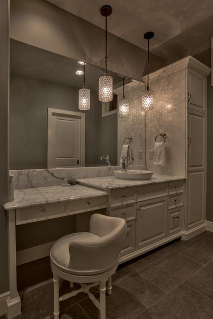 Old world sanctuary home omaha ne traditional for Bath remodel omaha ne