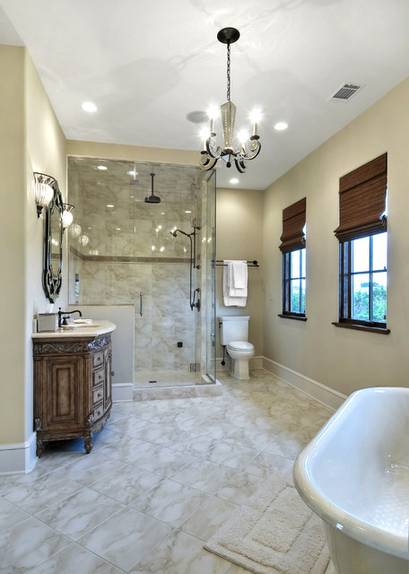 Old world traditional bathroom other by william quarles photography - Change your old bathroom to traditional bathrooms ...
