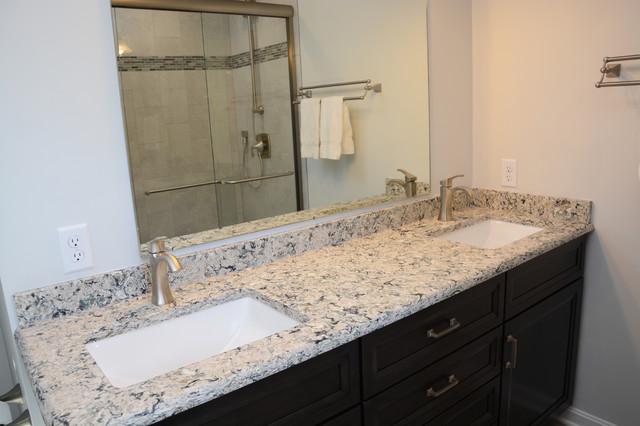 Olney Md Master Bath Remodel Traditional Bathroom