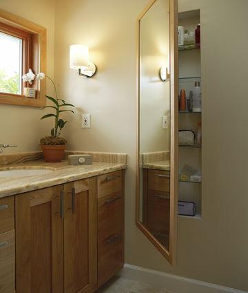 Olson Design & Construction contemporary-bathroom