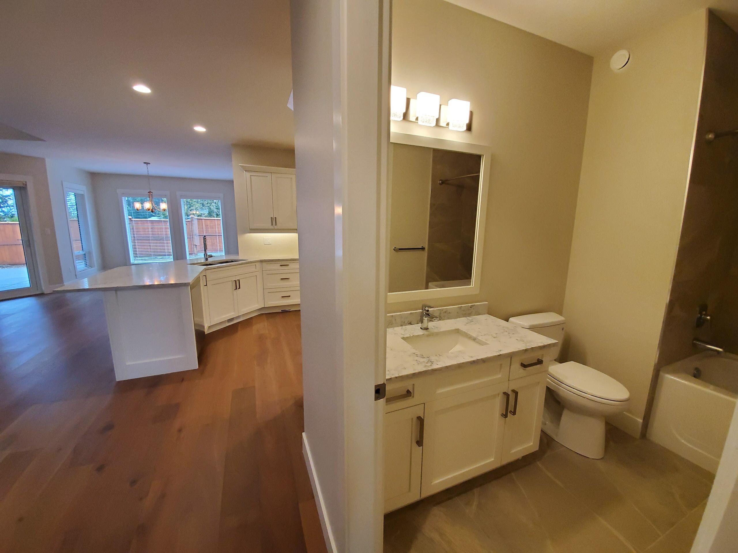 Omnia OQ375 Cypress Quartz Bathroom Countertops