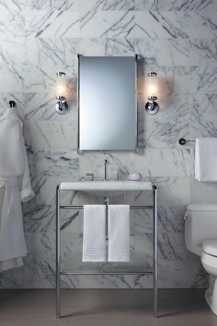 One Collection contemporary-bathroom