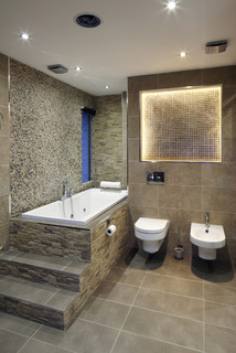 one-world design - Contemporary - Bathroom - London - by One-World Design Architects
