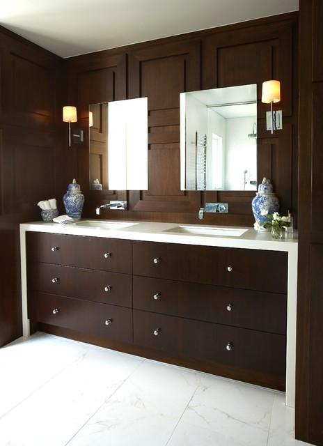 Oneida point residence contemporary bathroom atlanta