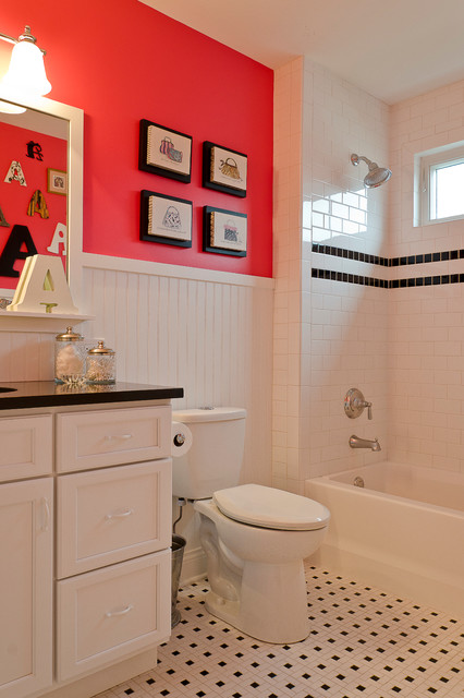Open floor plan home remodel naperville il traditional for Bathroom remodeling naperville il