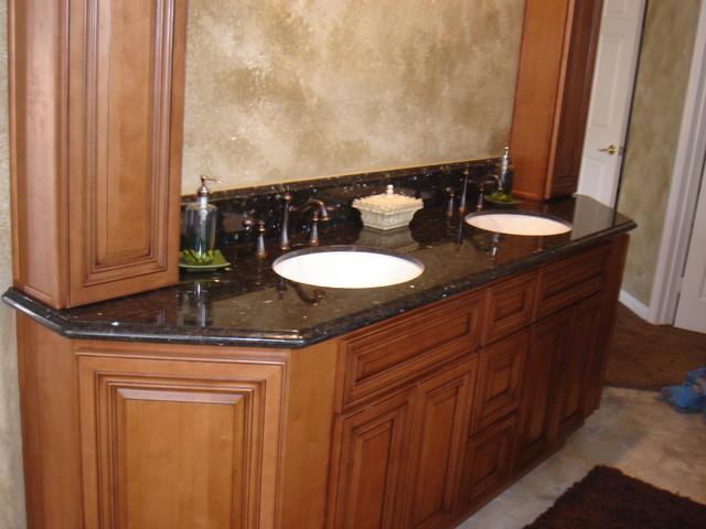 Opulent Bronze Bathroom