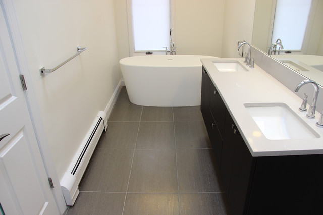 Orachard Road contemporary-bathroom