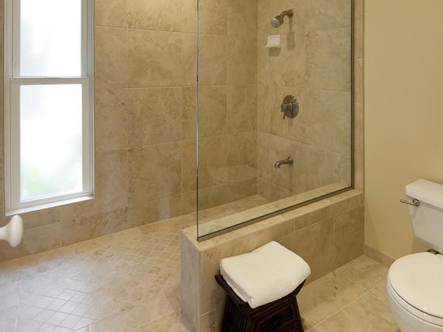 Orange county bathroom remodel jordan contemporary for Bath remodel orange county