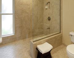 Orange County Bathroom Remodel - Jordan contemporary-bathroom