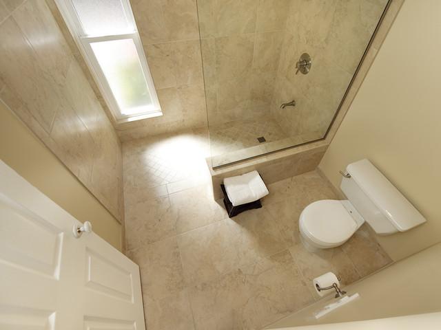 Orange County Bathroom Remodel Jordan Contemporary Bathroom Other By Burgin Construction