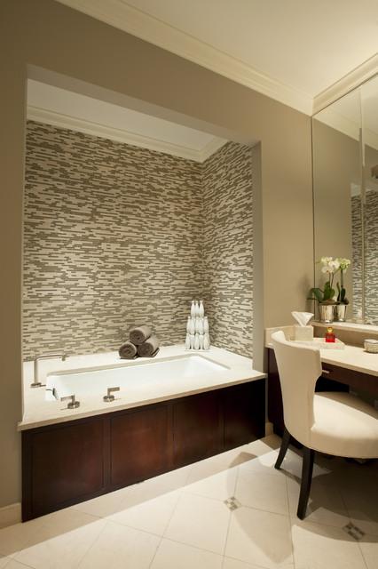 Orchard Master Bath contemporary-bathroom