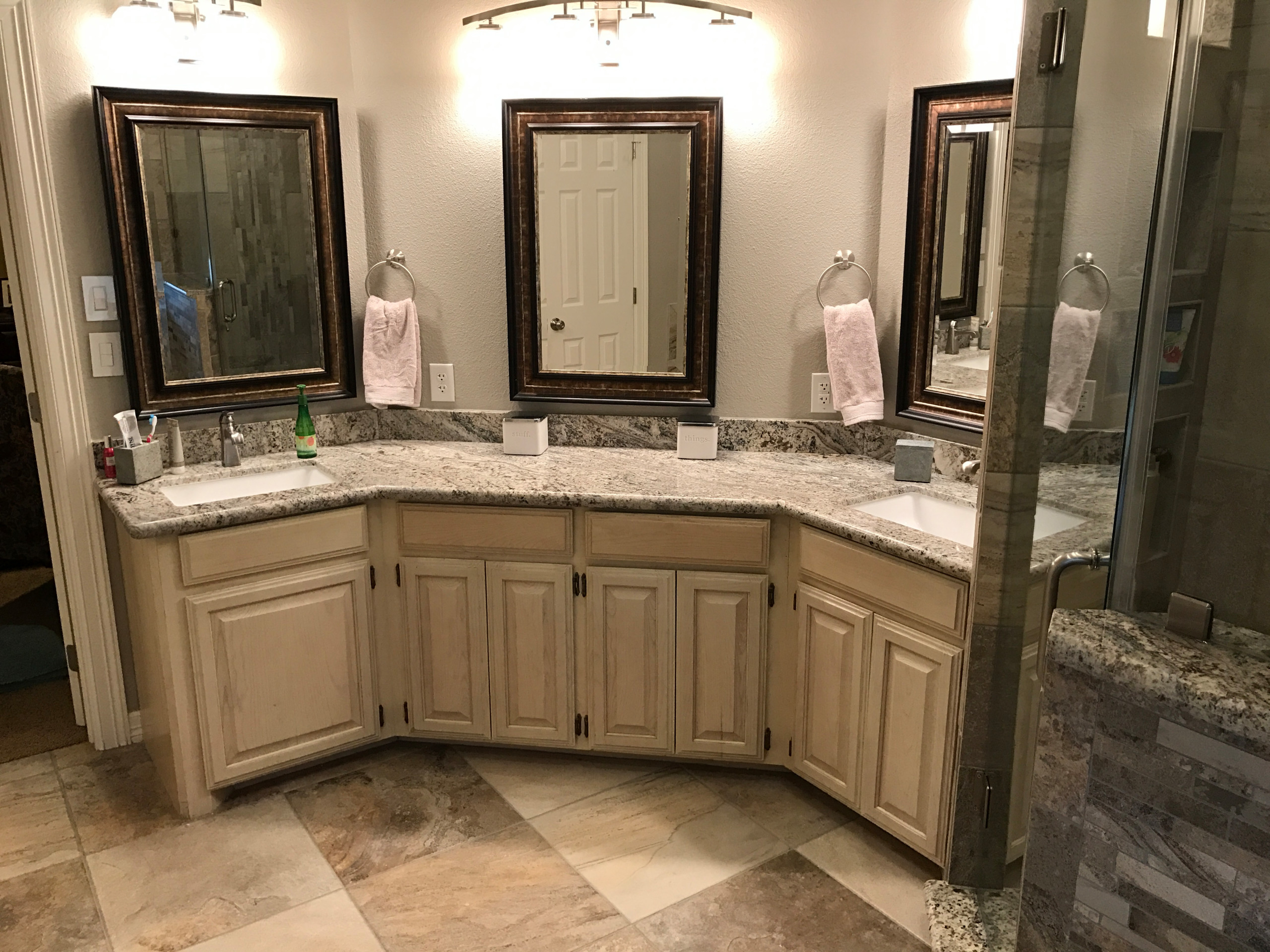 Orchid Court - Master Bathroom Remodel - 2017