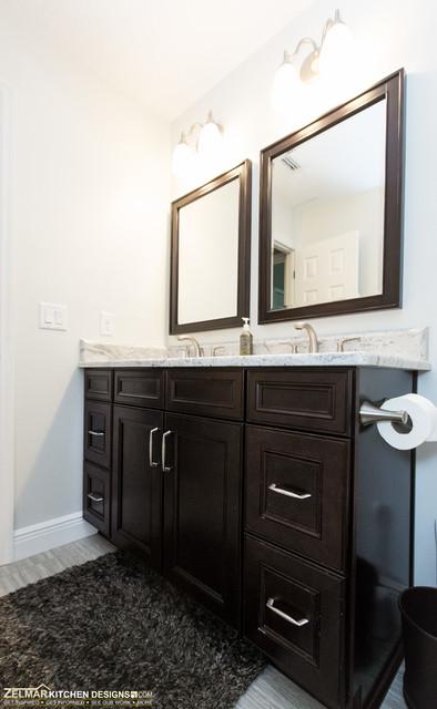 Ordway Waypoint Kitchen Bath Remodel Transitional Bathroom Orla