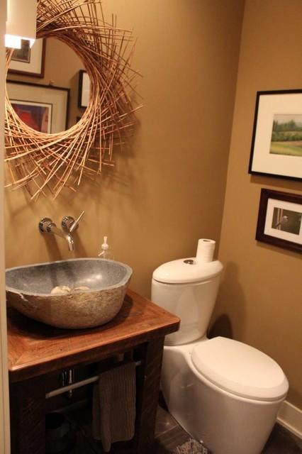 Organic Contemporary Contemporary Bathroom Grand Rapids By Meiste Homes