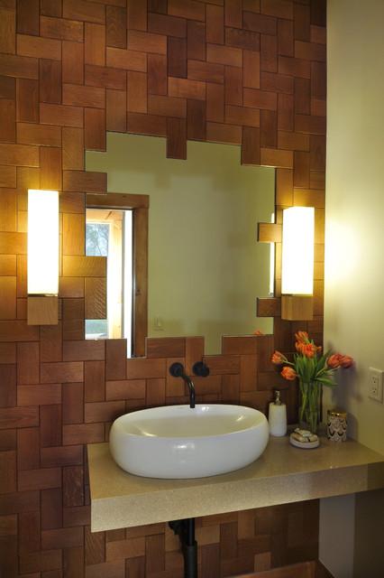 Organic Powder Bath Modern Bathroom Nashville By Beckwith Interiors