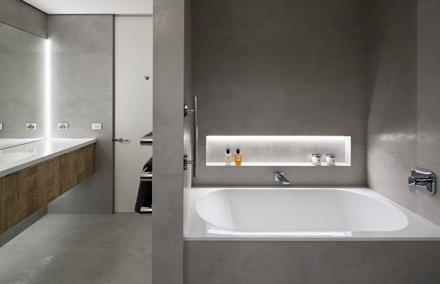 Oriental Bay Bathroom Bathroom Design Of The Year 2015